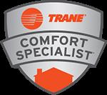 logo: Trane Comfort Specialist